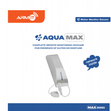 ArmItThings  AquaMax Water Leak Monitor Sensor