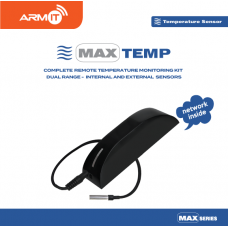 MaxTemp Temperature Monitor Sensor