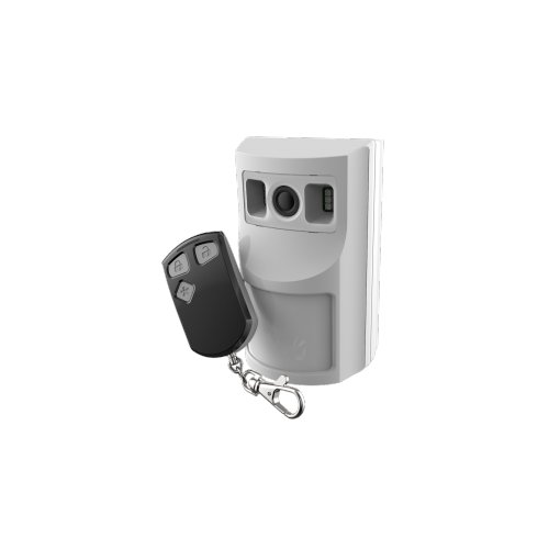 MotionCam-Pro™ - White | Wireless Motion Sensor Camera | ArmIt Co